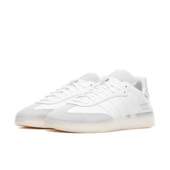adidas Originals Samba RM in weiss - BD7486 | everysize