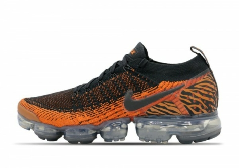 Nike Air VaporMax Flyknit 2 (AV7973-800) orange
