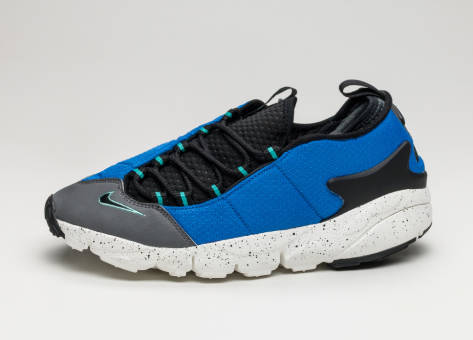 Nike Air Footscape NM (852629-400) blau