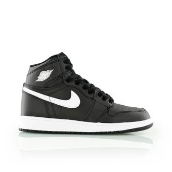 NIKE JORDAN Air 1 Retro High OG bg (575441-011) schwarz