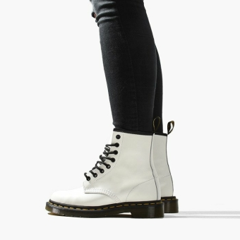 Dr. Martens 1460 Smooth White (10072100) weiss