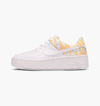 Nike Air Force 1 Sage Low Premium (CI2673-100) weiss
