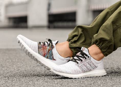 adidas Originals x Ultraboost Missoni CLIMA (D97744) weiss