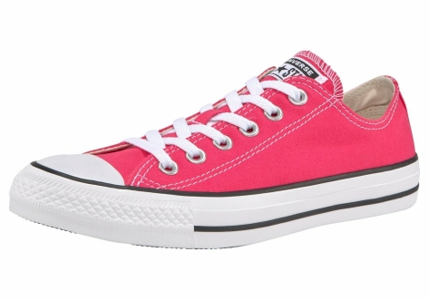 Converse Chuck Taylor All Star Ox in pink 164294C | everysize