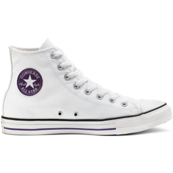 Converse Chuck Taylor All Star High Top Sneaker (164411C) weiss