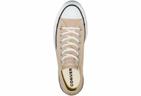Converse Chuck Taylor All Lift Star Ox in gelb 564385C | everysize