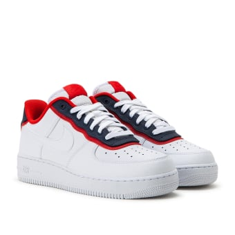 timeless design db799 dc354 Nike Air Force 07 1 LV8 in weiss - AO2439-100   everysize