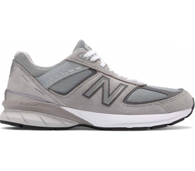 New Balance 990v5 Made in USA (725291-60-12 / M990GL5) grau