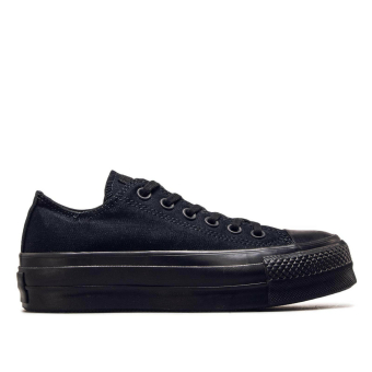 Converse Chuck Taylor All Clean Star Lift Ox (562926C) schwarz
