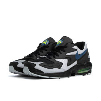 Nike Air Max 2 Light (AO1741-002) schwarz