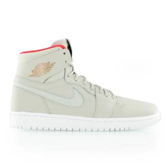 NIKE JORDAN Air 1 Retro High Nouveau (819176-050) grau