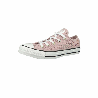 Converse Chuck Taylor All Star Ox chalk white black (564872C) pink