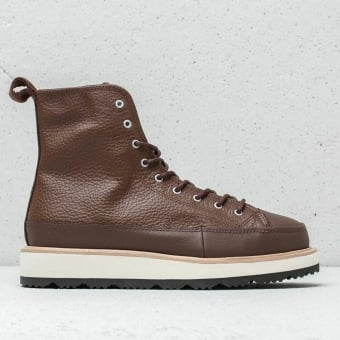 Converse Chuck Taylor All Stars Crafted Boot High (162354C) braun