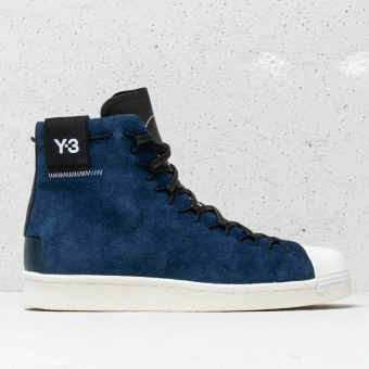 Y-3 Super High (CG6232) blau