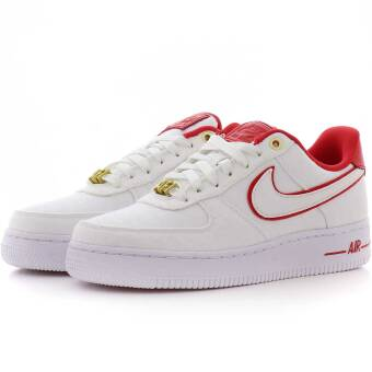 Nike Wmns Air Force 1 07 LX (898889-101) weiss