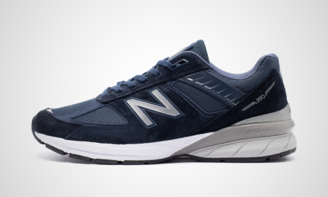 New Balance M990NV5 - Made in USA (721801-60-10) blau