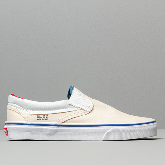 Vans Classic Slip-On (Outside In) (VN0A38F7VME1) weiss