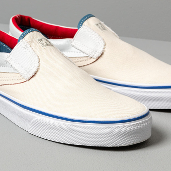 Vans Classic Slip-On (Outside In) (VN0A38F7VME1) braun