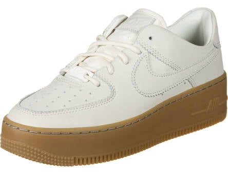 Nike Air Force 1 Sage Low LX in weiss - AR5409-100 | everysize