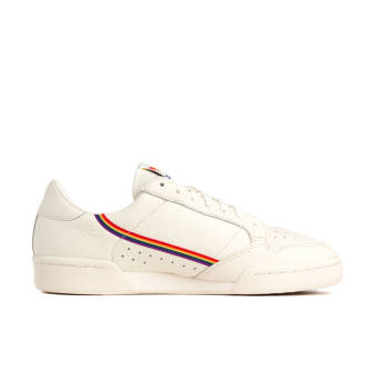skate shoes huge selection of another chance adidas Originals Continental 80 Pride in weiss - EF2318 ...