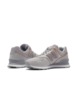 New Balance WL574NBN in grau 658271 50 05 | everysize