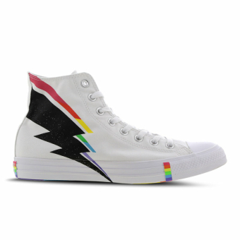Converse Chuck Taylor All Star Pride High Top (165715C) weiss