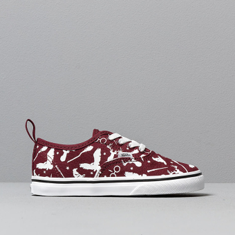 Vans x Harry Potter Authentic Elastic Lace (VN0A4BUYV2Z1) rot