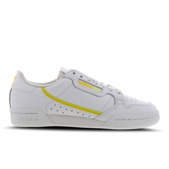 adidas Continental 80 Yellow Shoes
