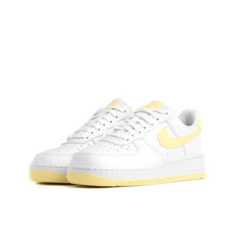 Nike Air Force 1 ´07 Damen Sneaker weiß rot AH0287 107