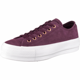 Converse Chuck Taylor Clean Lift (561398C) rot