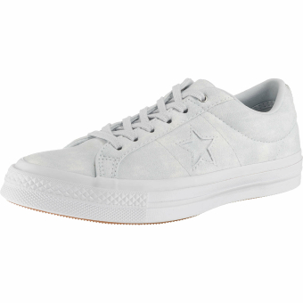 Converse One Star Peached OX Wash (159710C) weiss