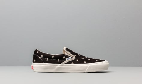 Vans Og Slip-On Lx (Canvas/  Embroied) (VN0A3AV7VZD1) schwarz