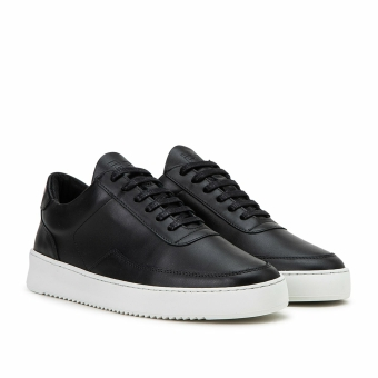 Filling Pieces Low Mondo Ripple Nardo Nappa (245262318610) schwarz