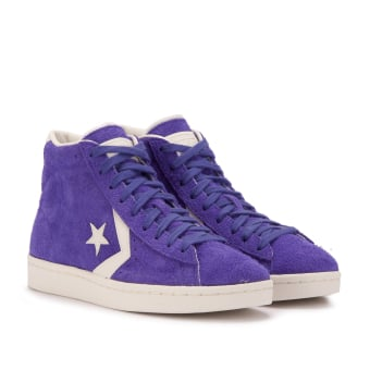 Converse CONS Pro Leather 76 Mid Heritage Suede Pack (155337C-500) lila