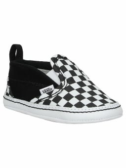 Vans V Checkerboard Slip Crib On (VN0A2XSLFB7) schwarz