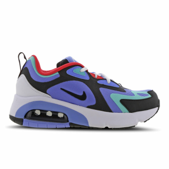 Nike Air Max 200 (GS) (AT5627-400) blau