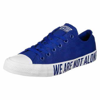 Converse Chuck Taylor All Star We are Ox not (165383C 400) blau