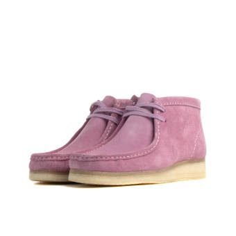 Clarks Wallabee Boot (26146258) pink