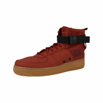 Nike SF Air Force 1 Mid (917753-600) rot