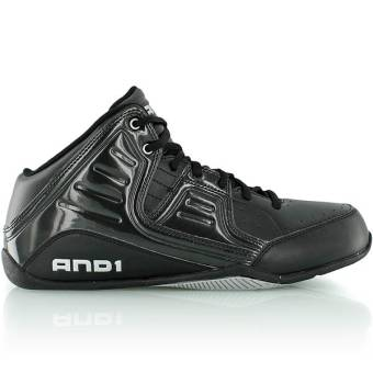 And1 Rocket 4 Mid (D1083MBBS) schwarz