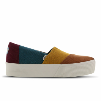 TOMS Alpargata Boardwalk (10014434) bunt