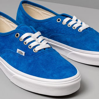 Vans Authentic PIG SUEDE (VN0A2Z5IV781) blau
