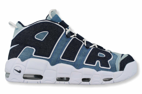 Nike air more uptempo 96 QS (CJ6125-100) blau