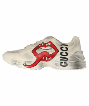 Gucci Sneaker Phyton (552089 A9L00) weiss