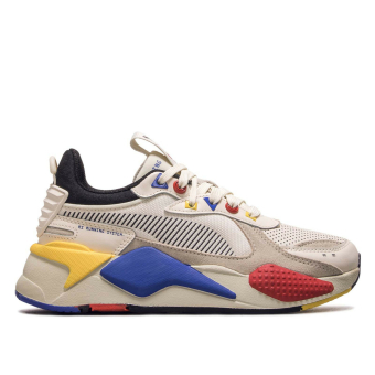 PUMA Unisex Sneaker U RS X Colour Theory Multi (370920 0001) braun