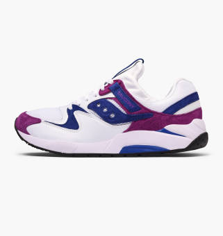 Saucony Grid 9000 (70439-02) weiss