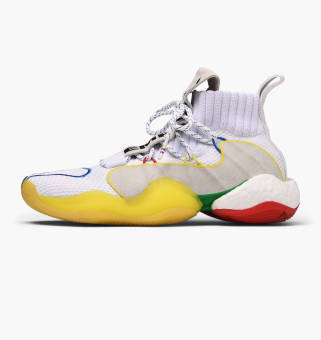 adidas Originals Pharrell Crazy Williams x BYW PW LVL (EF3500) weiss