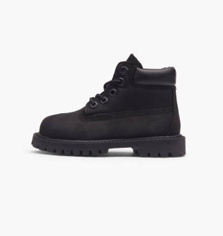 Timberland Toddlers 6 Inch Premium Boot (TB0128070011) schwarz