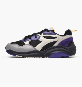 Diadora Whizz Run (17434022) schwarz