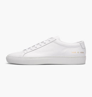 Common Projects Original Achilles Low (1528-0506) weiss